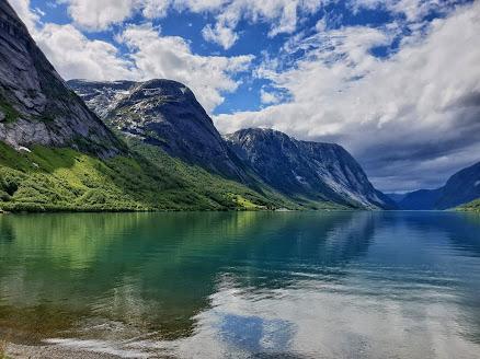 Южная Норвегия. Июнь 2019. Фотоотчет