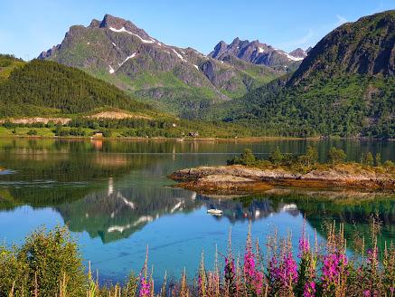 Норвегия. Июль 2019. Фотоотчет