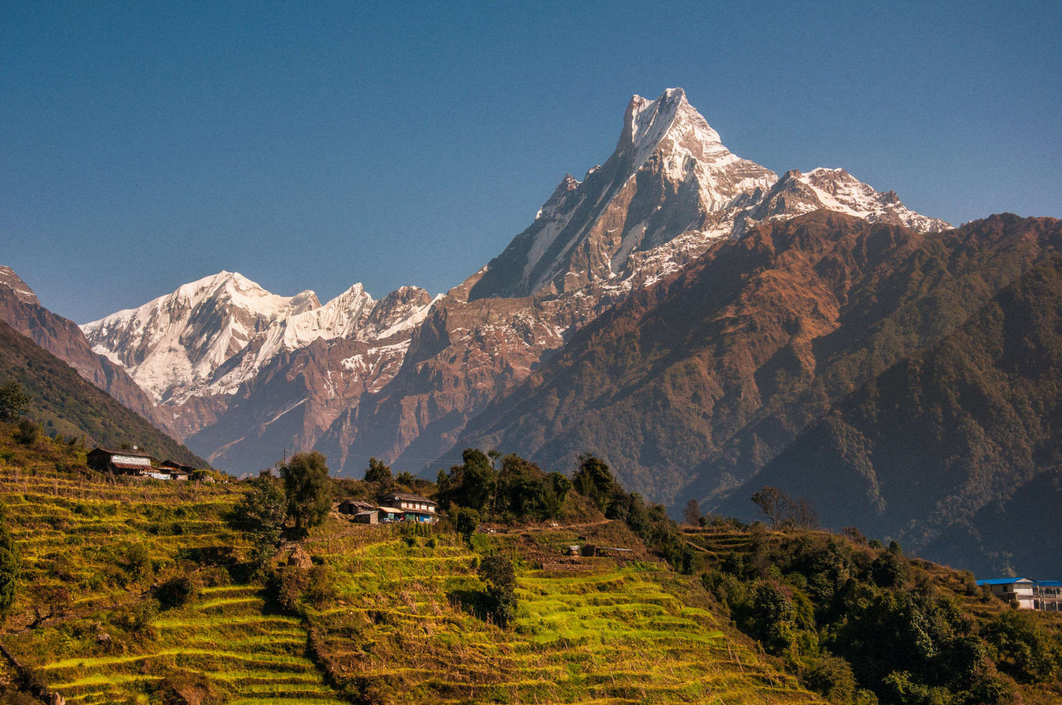 an in depth look at the independent country of nepal In-depth life in nepal how a tiny, mountainous country became one of the world's biggest conservation successes for wildlife—and for rural communities with pressing health needs.