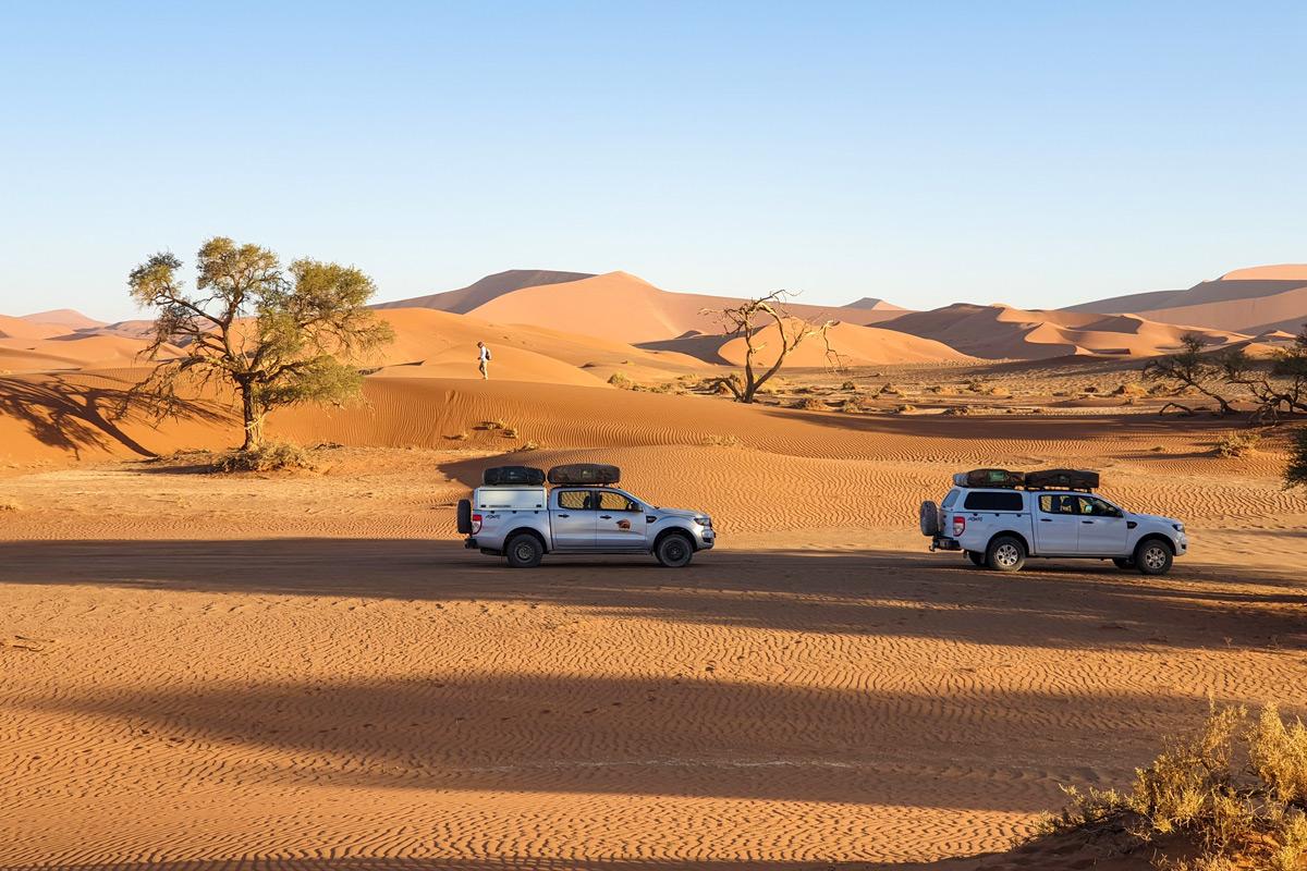 Карантинная Намибия )