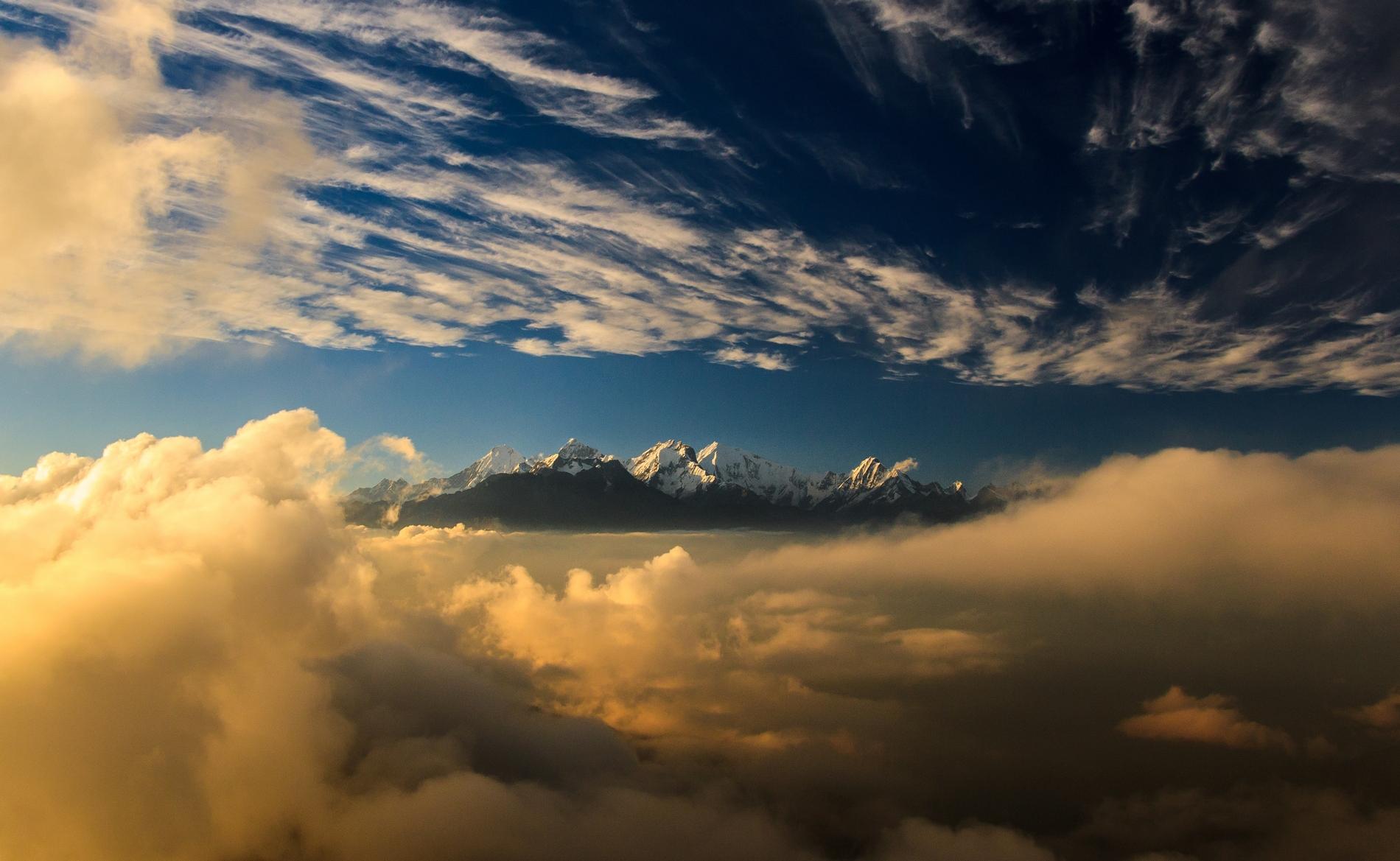 nepal, gosaindkund