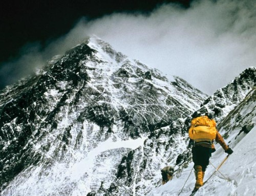 Everest. Is it really expensive to climb?