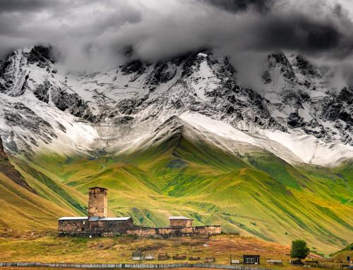 Ushguli | Svaneti | Georgia